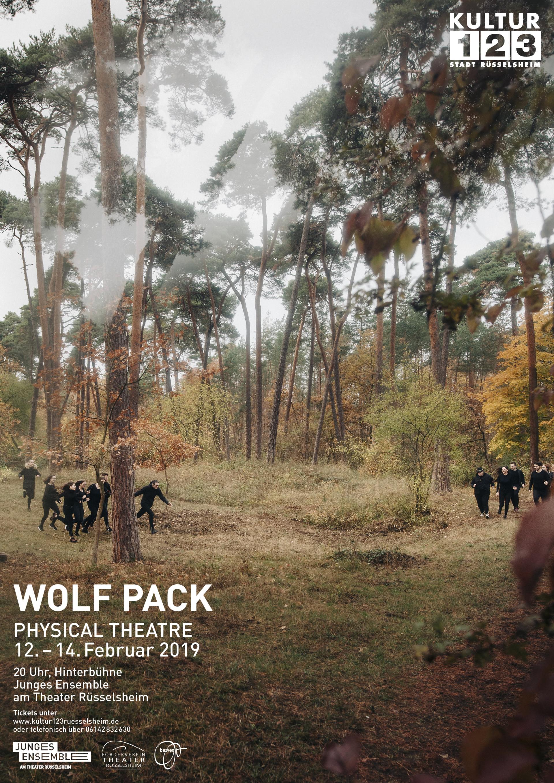 Nike Dieterich wolf pack