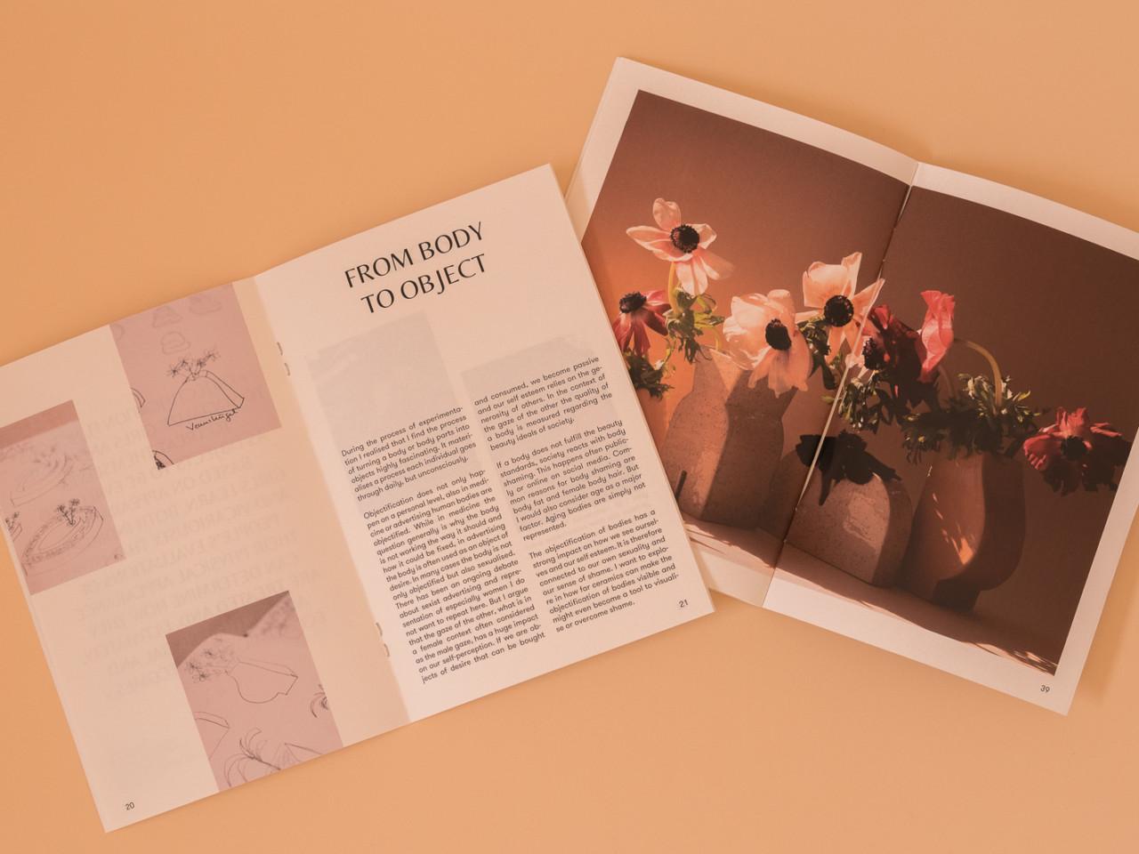 Nike Dieterich Body Vases Booklet